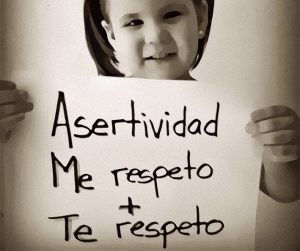 Asertivo, respeto
