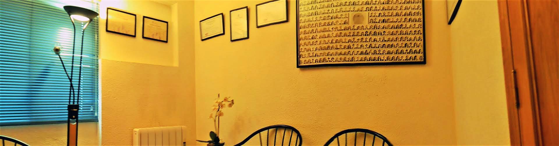 Sala de espera de consultorio de Froilan